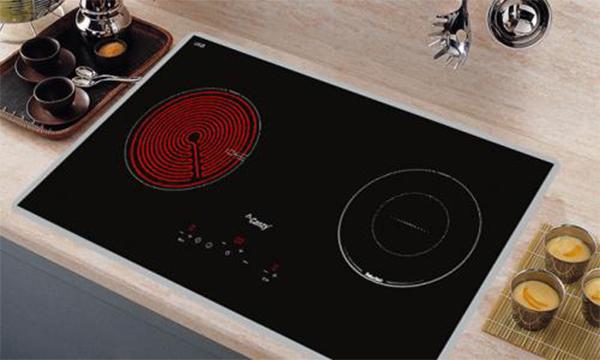 Bếp điệntừ Canzy có tích hợp tự động nhận diện đáy nồi, tự động ngắt khi không có nồi, sinh nhiệt trực tiếp từ đáy nồi, tiết kiệm điện