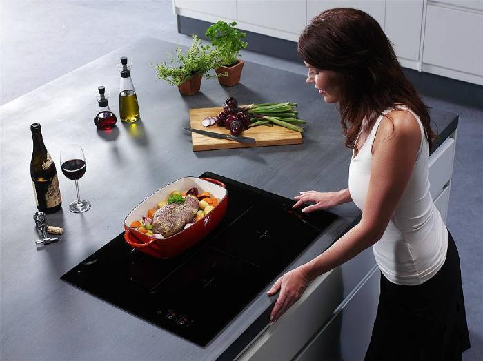 Kết quả hình ảnh cho bếp từ nấu ăn