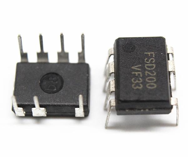 Chết IC điện bếp từ